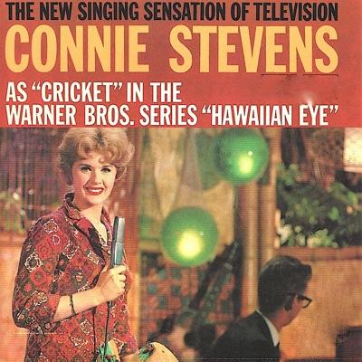 "As ""Cricket"" in the Warner Bros. Series ""Hawaiian Eye"" - Connie Stevens"