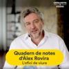 Quadern de notes d'Àlex Rovira (Catalunya Ràdio)