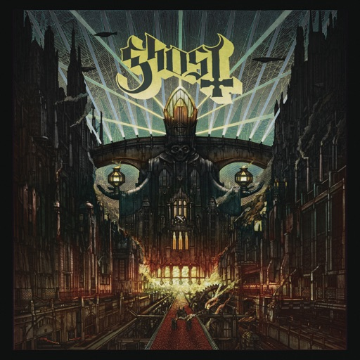 Art for From The Pinnacle To The Pit by Ghost