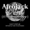 Can't Stop Me (Kryder & Tom Staar Remix) - Single, Afrojack & Shermanology