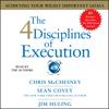 Sean Covey - The 4 Disciplines of Execution (Unabridged) artwork
