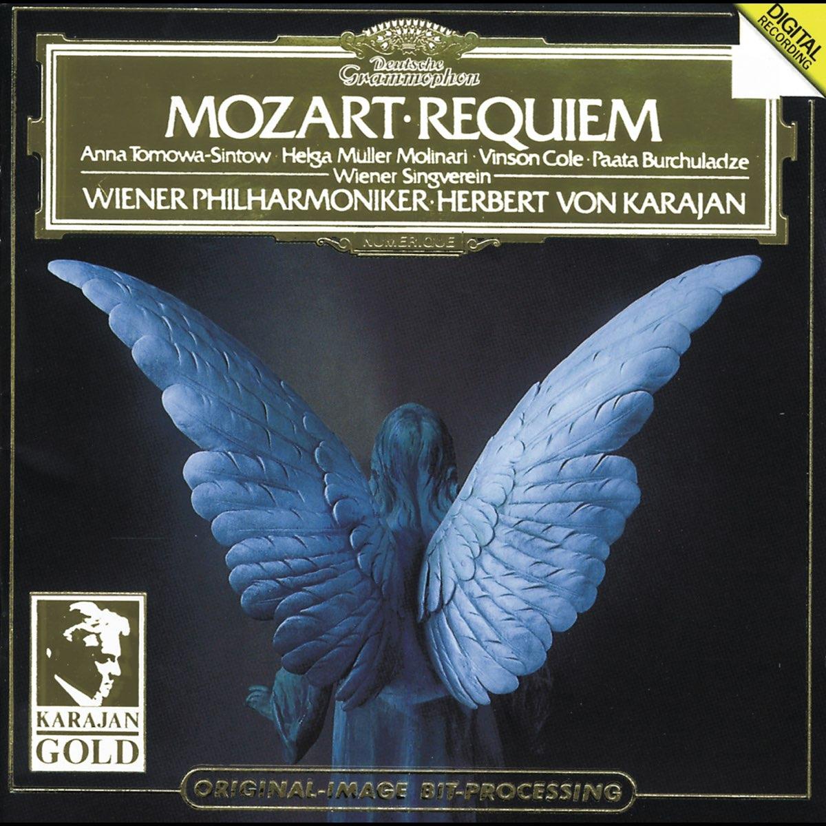 """Mozart: Requiem"""" von Herbert von Karajan & Wiener Philharmoniker bei Apple  Music"""