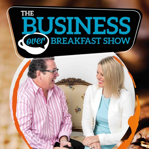 Cover image of The Business Over Breakfast Podcast