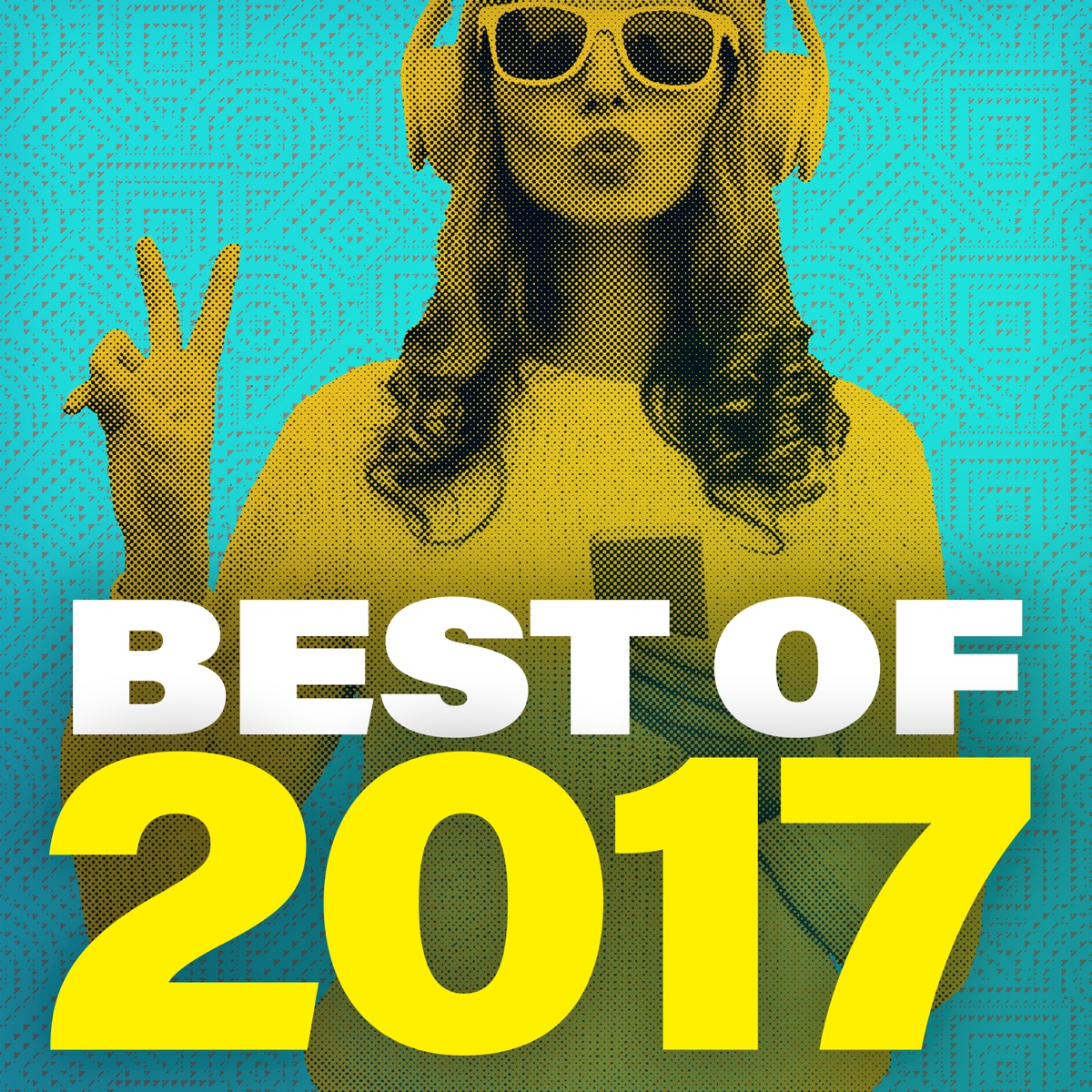 Best of 2017 Various Artists CD cover