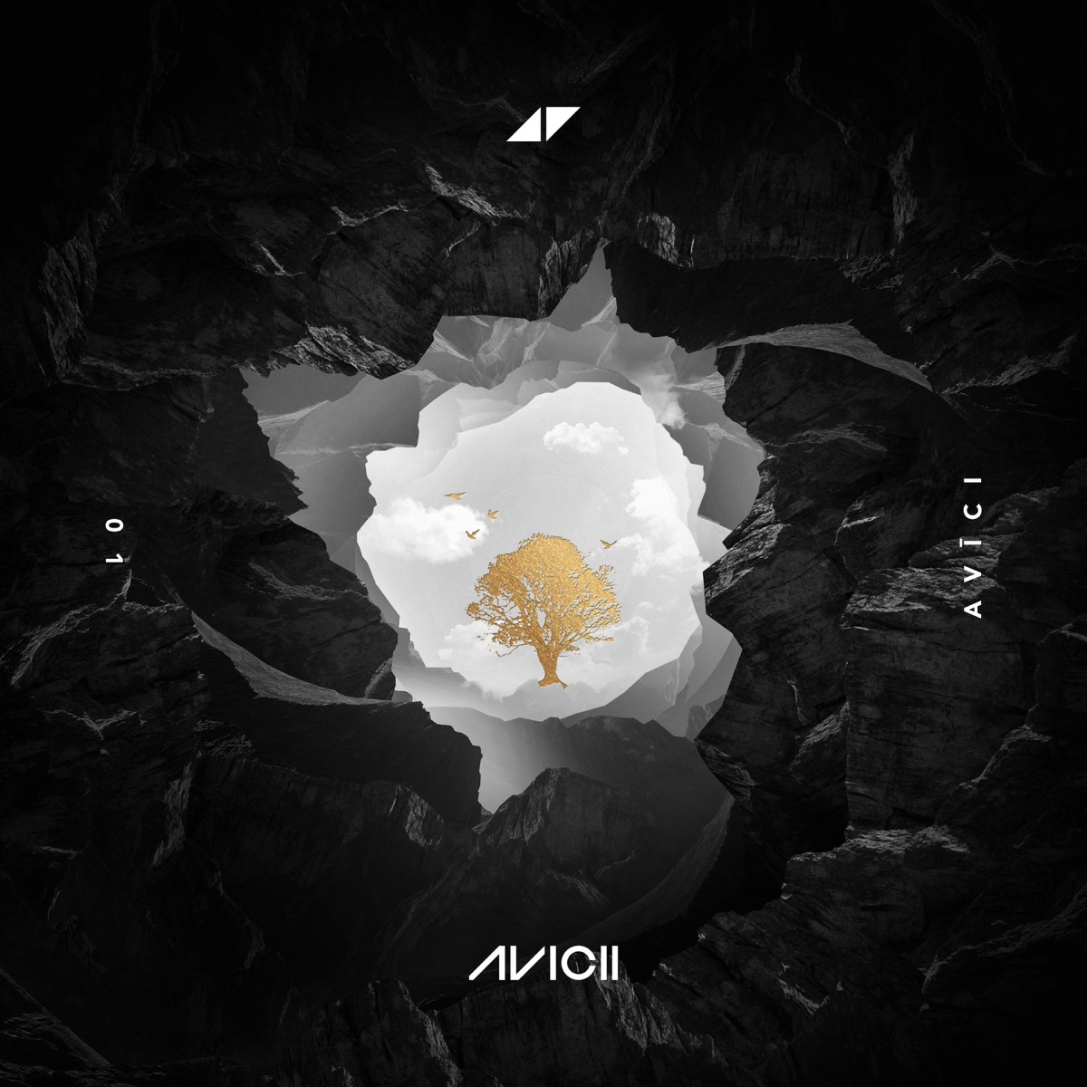 AVĪCI 01 - EP Avicii CD cover