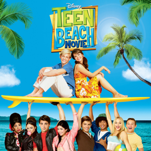 Maia Mitchell, Teen Beach Movie Cast, Grace Phipps, Ross Lynch & Spencer Lee - Like Me