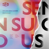 SF9 5th Mini Album 'Sensuous'  EP-SF9