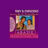 Tony B. Conscious - A.G.A.P.E (All Good and Positive Energy) artwork