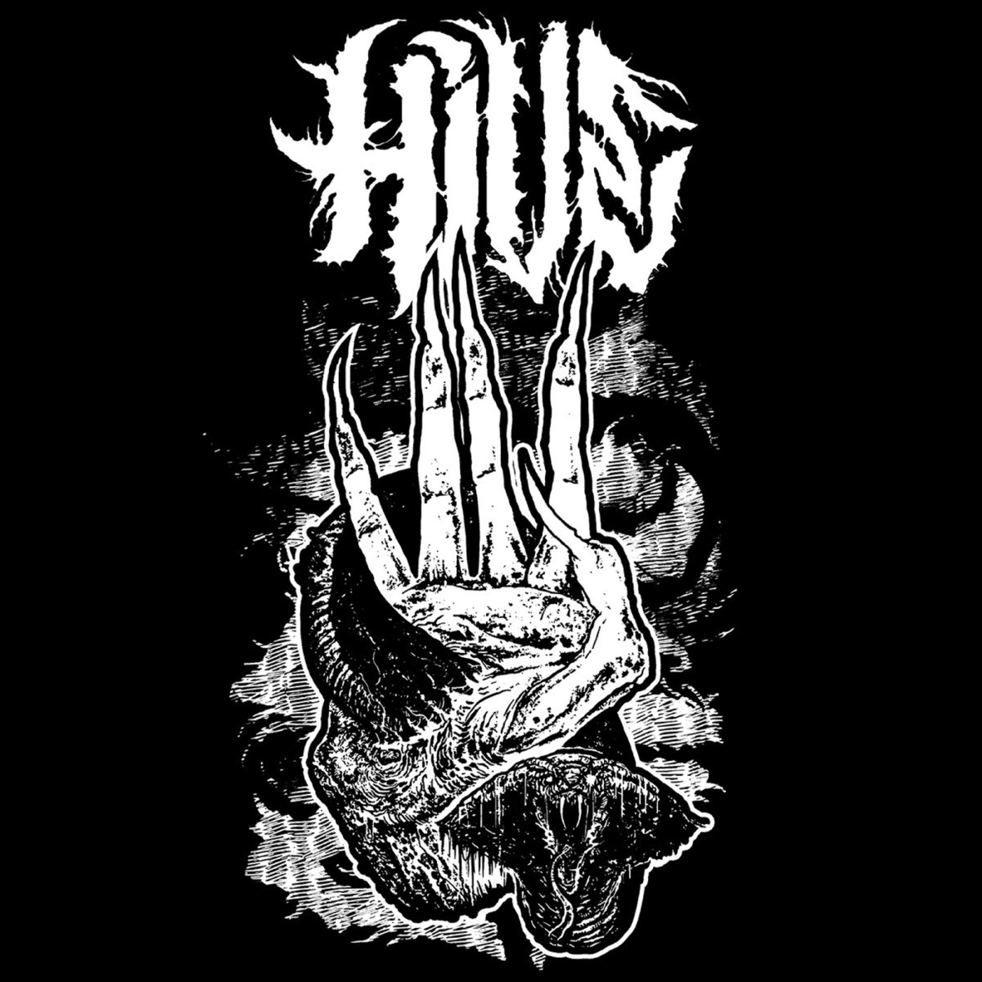 HIVE - Pale Black [Single] (2018)