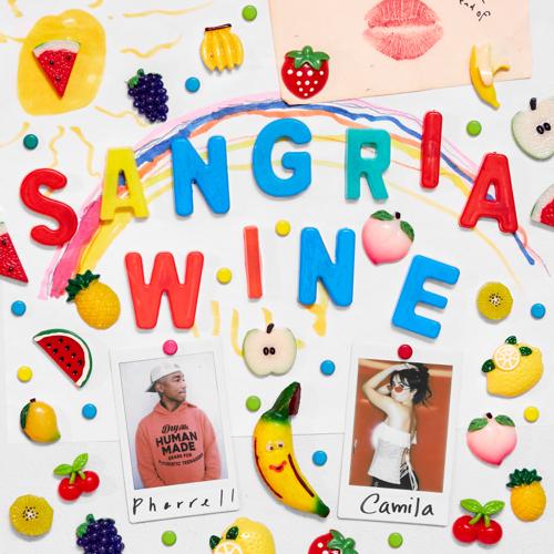 Sangria Wine - Pharrell Williams x Camila Cabello