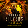 Shayne Silvers - Horseman: A Nate Temple Supernatural Thriller Book 10 (The Temple Chronicles) (Unabridged)  artwork