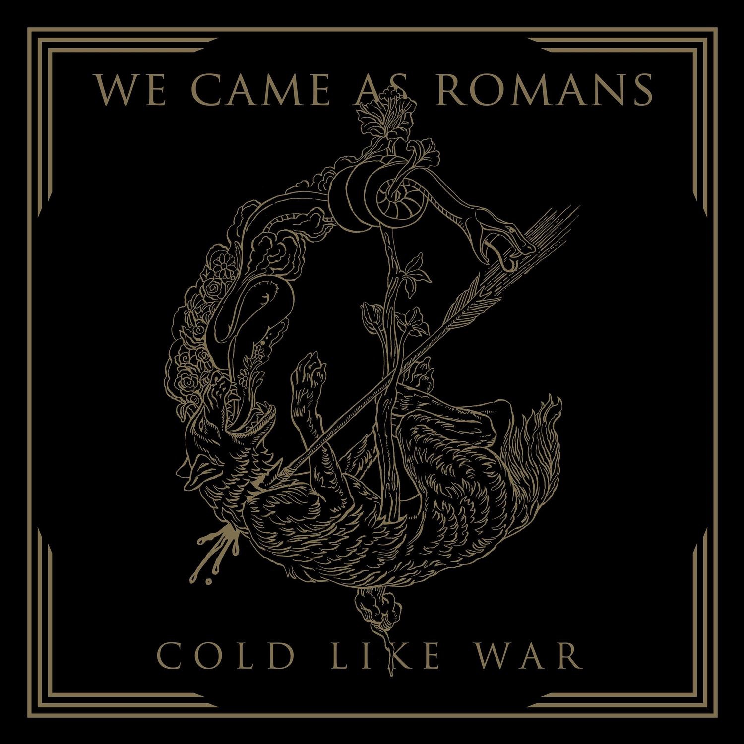 We Came As Romans - Cold Like War [single] (2017)