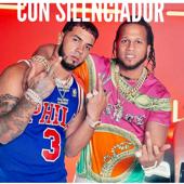 Con Silenciador (feat. Doble A)