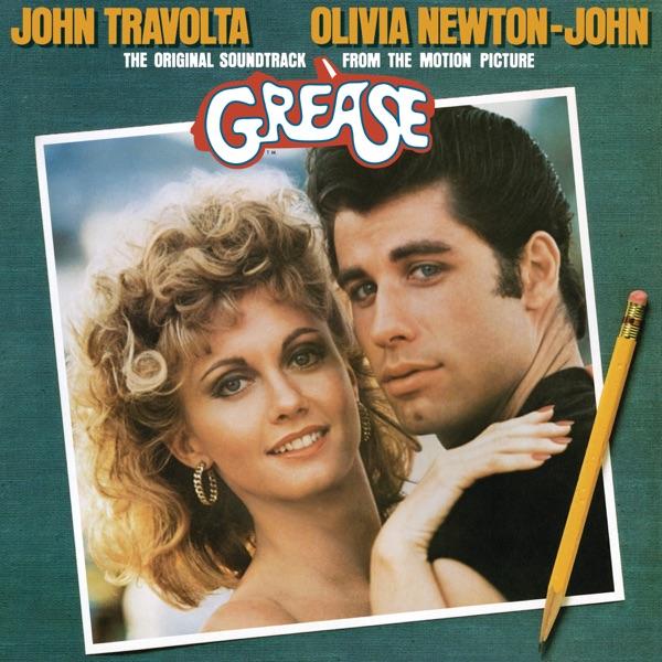 John Travolta & Olivia Newton-John mit You're the One That I Want