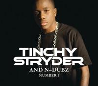 N-Dubz & Tinchy Stryder - Number 1 (Ex UK Version) - Single