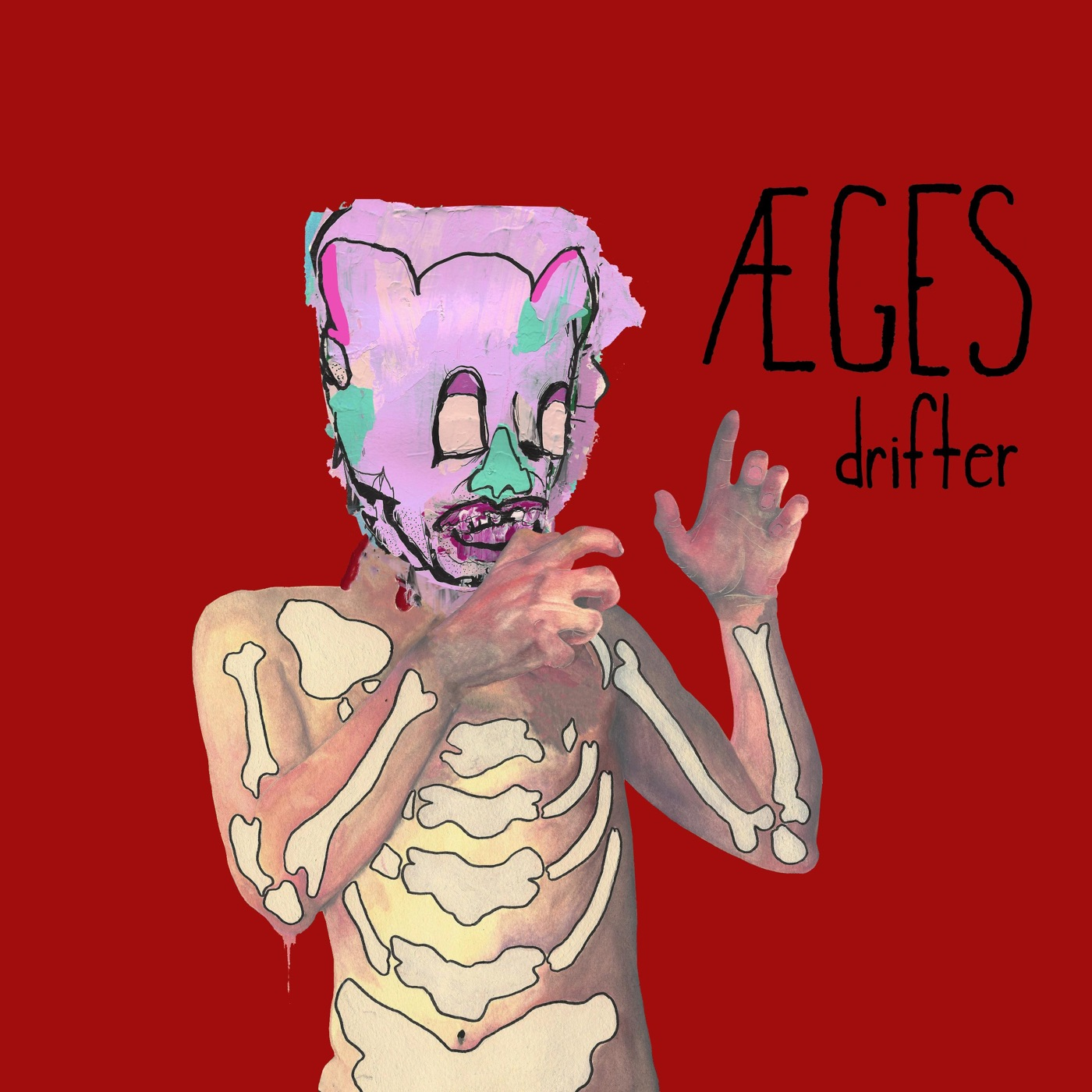 Aeges - Drifter [Single] (2018)