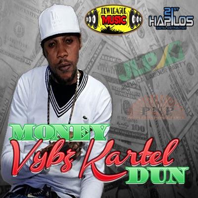 Money Dun - Single - Vybz Kartel