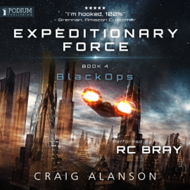 Black Ops: Expeditionary Force, Book 4 (Unabridged) audiobook