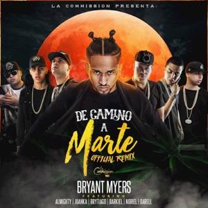 Bryant Myers - De Camino a Marte feat. Almighty, Juanka, Brytiago, Darkiel, Noriel & Darell