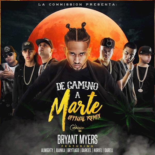 De Camino a Marte (Remix) [feat. Almighty, Juanka, Brytiago, Darkiel, Noriel & Darell] - Single
