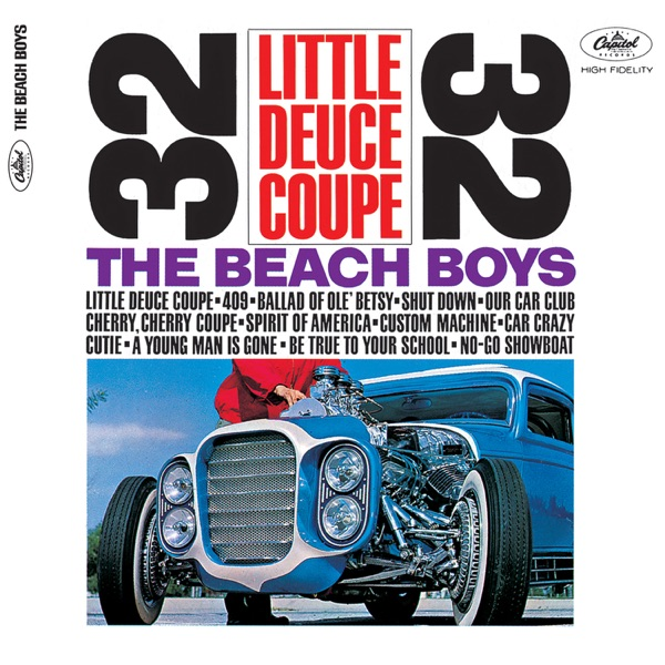 Little Deuce Coupe (Mono & Stereo)
