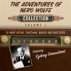 Black Eye Entertainment - The Adventures of Nero Wolfe, Collection 1 (Unabridged)  artwork