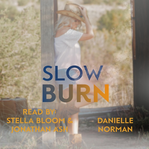 Slow Burn: Iron Horse Series, Book 2 (Unabridged) by Danielle Norman