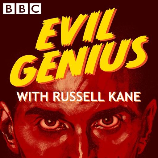 Cover image of Evil Genius with Russell Kane