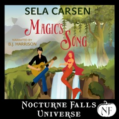 Magic's Song: A Nocturne Falls Universe Story (Unabridged)
