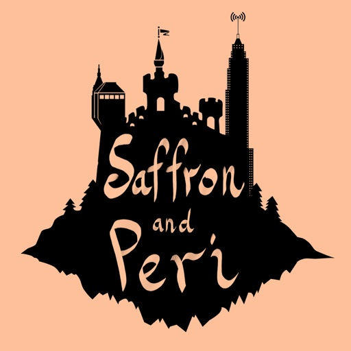 Cover image of Saffron and Peri