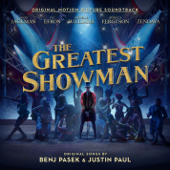 The Greatest Showman (Original Motion Picture Soundtrack) - Various Artists Cover Art