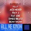 All We Know feat Ace Hood Bow Wow Fat Joe Ray J Swizz Beatz Single
