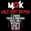 Wild Boy (Remix) [feat. 2 Chainz, French Montana, Meek Mill, Mystikal, Steve-O & Yo Gotti] - Single