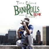 Bank Rolls (Remix) - Tate Kobang