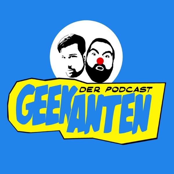 GEEKanten - der Podcast für alle Entertainment-Nerds