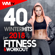 Various Artists - 40 Winter Hits 2018 For Fitness & Workout (Unmixed Compilation for Fitness & Workout 123 - 140 Bpm / 32 Count - Ideal for Aerobic, Cardio Dance, Step, CrossFit, Running, Jogging, Gym, Spinning, Motivational)