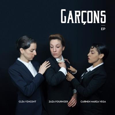Clea Vincent, Zaza Fournier, Carmen Maria Vega