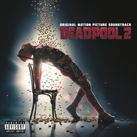 Image result for deadpool 2 album