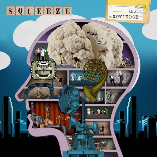 Art for Innocence In Paradise by Squeeze