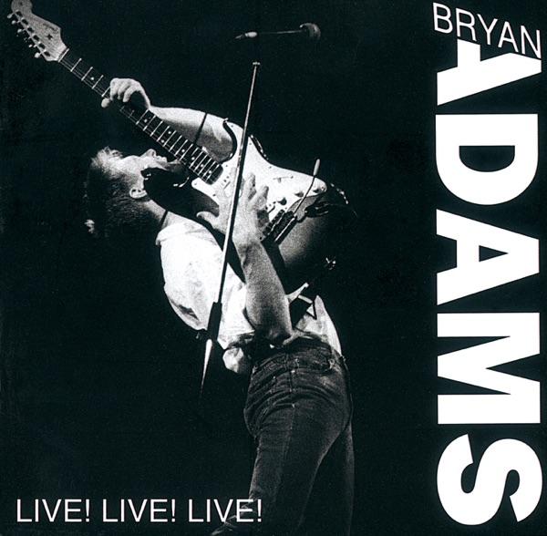 Bryan Adams mit Heat of the Night
