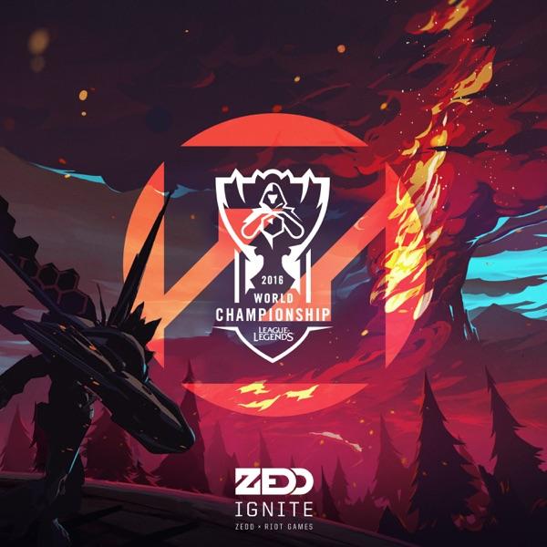 Ignite (2016 League of Legends World Championship) - Single