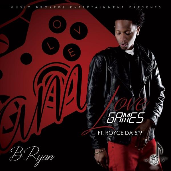 Love Games (feat. ROYCE DA 5'9) - Single