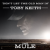 Toby Keith - Don't Let the Old Man In  artwork