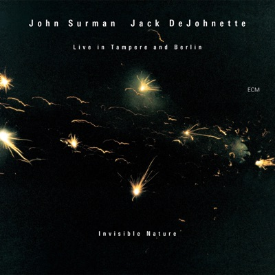 Invisible Nature: Live in Tampere and Berlin - Jack DeJohnette