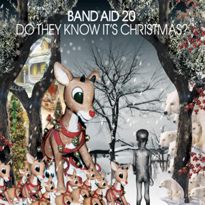 Band Aid - Do They Know It's Christmas? (1984 Version)