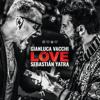 Gianluca Vacchi & Sebastian Yatra - LOVE artwork