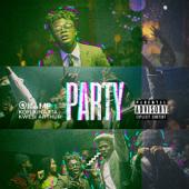 Party (feat. Kofi Kinaata & Kwesi Arthur) - Quamina Mp