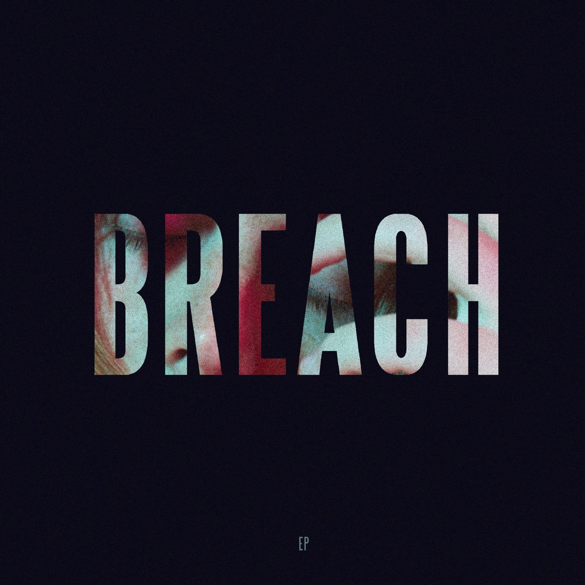 Breach - EP Lewis Capaldi CD cover