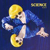Allie X - Science artwork