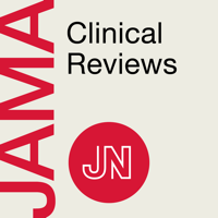 Podcast cover art for JAMA Clinical Reviews: Interviews about ideas & innovations in medicine, science & clinical practice. Listen & earn CME credi